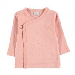 jubon algodon rosa petit oh