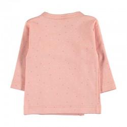 jubon algodon rosa petit oh por detrás