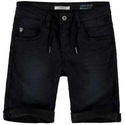 bermuda niño negra de garcia jeans