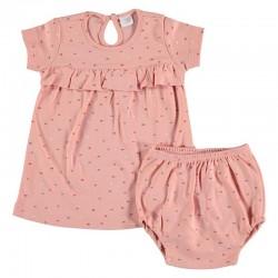 Vestido Bebé Rosa de Petit...