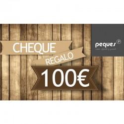 cheque regalo 100 € ropa de niños