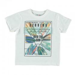 conjunto niño wooloomooloo camiseta surf y short