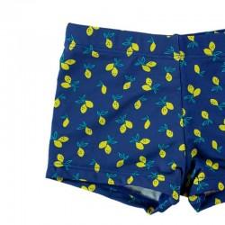 bañador y camiseta bebe estampado limones