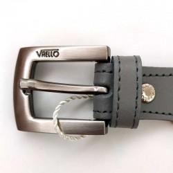 cinturón de niño elástico gris de vaello