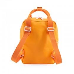 mochila niños pequeña sticky lemon naranja
