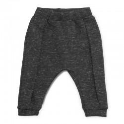 pantalon bebe de punto negro baby clic