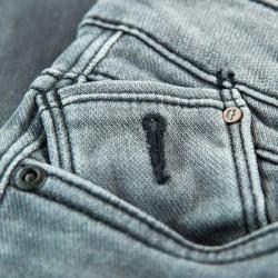 pantalon vaquero niño gris de garia jeans
