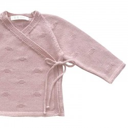 conjunto invierno bebe rosa de liandme