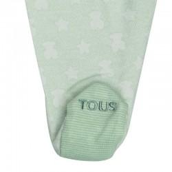 conjunto nacimiento bebe tous baby verde bruma