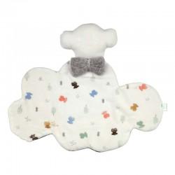 doudou bebe tous baby forma de nube  forest