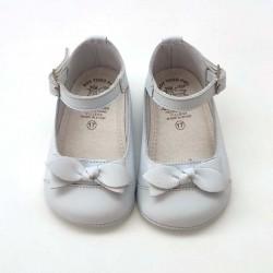zapatos merceditas bebe niña leon shoes