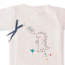 detalle jubon nacimiento bebe bimbidreams dinos