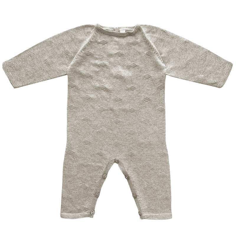 pelele punto bebe arena de liandme