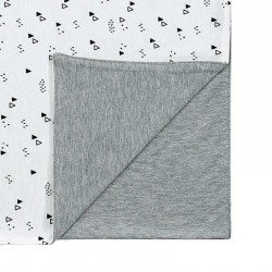arrullo bebe algodon gris de bimbidreams foto detalle