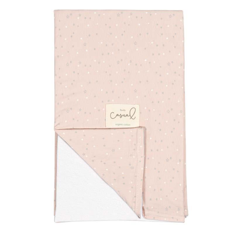 arrullo bebe rosa y blanco de bimbidreams