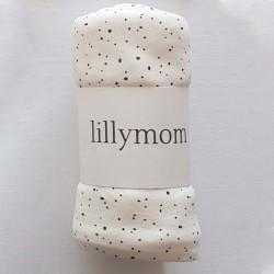 arrullo bebe algodon organico de lillymom