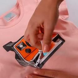 estampado camara fotos de camiseta bebe niña boboli