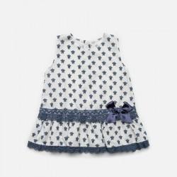 vestido bebe juliana estampado tortugas