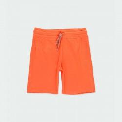 Bermuda de punto naranja para niño