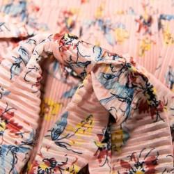 detalle mono niña garcia jeans de primavera verano