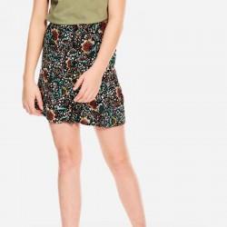 falda niña garcia jeans estampado floral