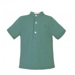 polo verde niño de eve children