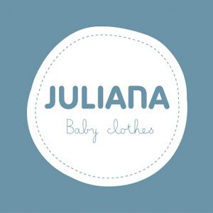 juliana logo tienda pequesmodainfantil