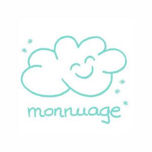 monnuage logo tienda pequesmodainfantil