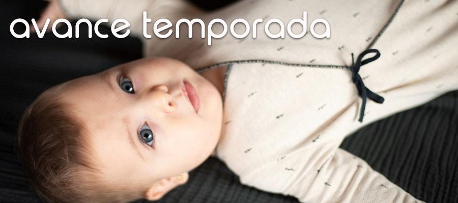 Avance temporada otoño-invierno ropa bebé